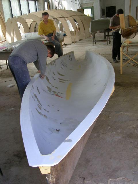 тмк производство лодок